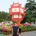 写真:大明宮国家遺址公園