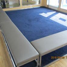 絨毯コーナー