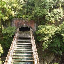 水路橋とその周辺