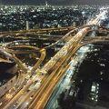 写真:東大阪市役所 展望ロビー