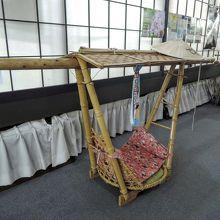 旧東海道で使われた山籠