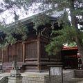 写真:諏訪神社
