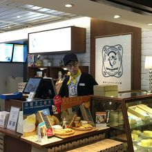 東京ミルクチーズ工場のお店