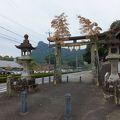 写真:武雄神社の肥前鳥居