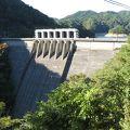 写真:湯原ダム