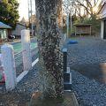 写真:亀岡町の道標