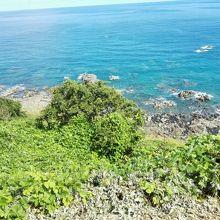 綺麗な海、それだけで満足出来ます