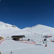 欧州アルプスのような景色がスゴイ!スキー場