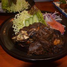 屋久島料理が堪能できる