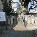 写真:山本勘助の墓