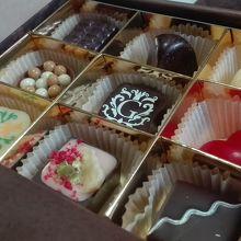 おいしいチョコレート!