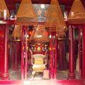写真:玄関二帝廟