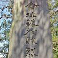 写真:烈婦の碑