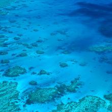 地球最大にして最も美しい環礁グレートバリアリーフ