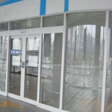 新しく駅舎の中に作られました。