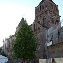 モーツァルトゆかりの教会