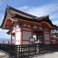 写真:清水寺 西門