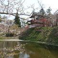 写真:弘前城 二の丸丑寅櫓