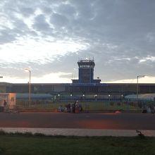 エリトリアのアスマラ空港etc.