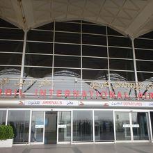 イラクのアルビール空港色々