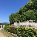 写真:文武天皇陵