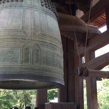 「奈良太郎」と呼ばれる東大寺の鐘