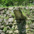 写真:高知城 石樋