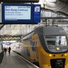国内主要都市間を結ぶ高速列車