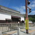 写真:小田県庁門跡
