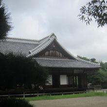 旧弘道館正庁