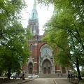 写真:ヨハンネス教会