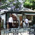 写真:グラバーガーデンカフェ
