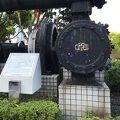 写真:旧横浜船渠株式会社 エアーコンプレッサー