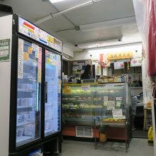 小さなお店だけど。絶品シャーベット。