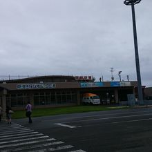 隠岐:ジオパーク空港