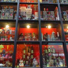 個性的な紅茶専門店
