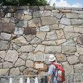 写真:名古屋城 本丸表一之門跡