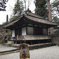 写真:室生寺奥の院