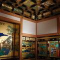 写真:熊本城本丸御殿 昭君之間