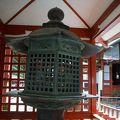 写真:二荒山神社 化燈籠