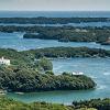 横山展望台からの 英虞湾の 眺望が 素晴らしかったです!!