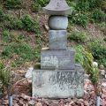 写真:孝子の墓