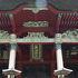 羽黒山に出羽三山神社の山神合祭殿があります