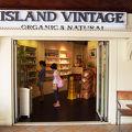 写真:アイランド ヴィンテージ オーガニック & ナチュラル