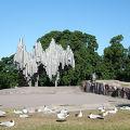 写真:シベリウス公園