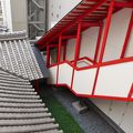 写真:五右衛門階段