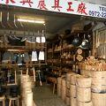写真:永興農具工廠