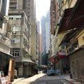 写真:キャット ストリート (摩羅上街)