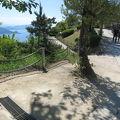 写真:梅丈岳山頂公園