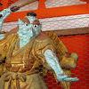 1200年の歴史ある寺院